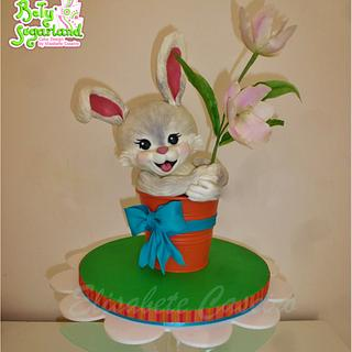 Fowers for You - Cake by Bety'Sugarland by Elisabete Caseiro