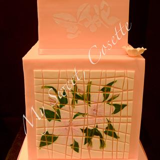 Tiles cake - Cake by Cosette