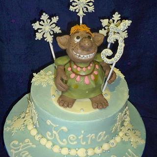 children birthday cake