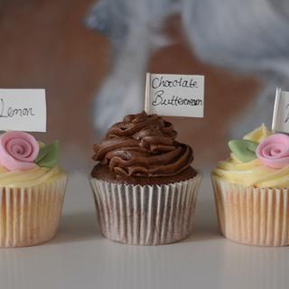 Cupcake samples