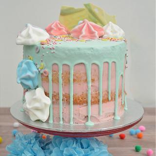 Drip cake - Cake by En Clave de Azucar
