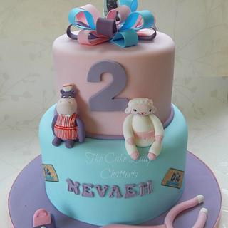 Doc McStuffins - Cake by The Cake Lady (Tracy)