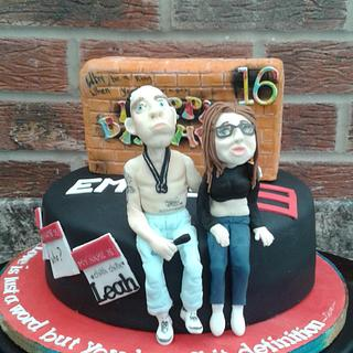 Admirable Eminem Cake 3 Cakes Cakesdecor Funny Birthday Cards Online Bapapcheapnameinfo
