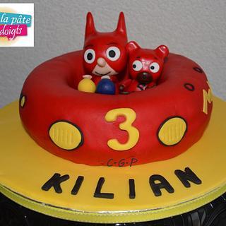 Cake Samsam