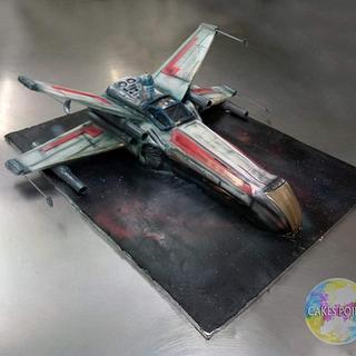 Star Wars - Cake by Ivan Karapenchev