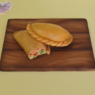 Food cake challenge - cornish pasty