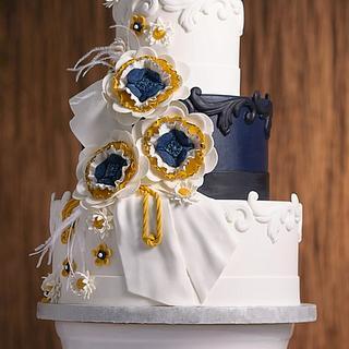 Magazine Cake - Cake by Theresa