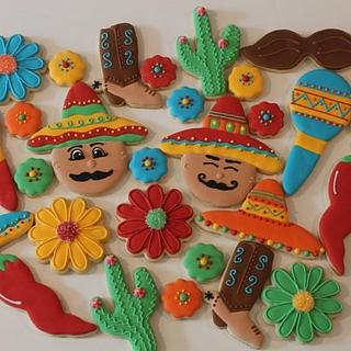 """Fiesta Party """"Sweets"""""""