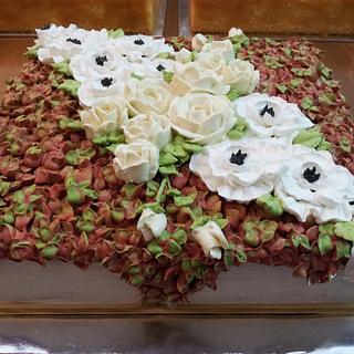 A celebration cake. - Cake by Che Yan