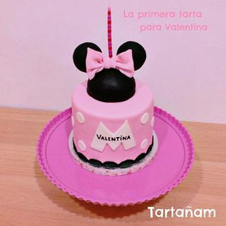 Minnie cake - Cake by Ana