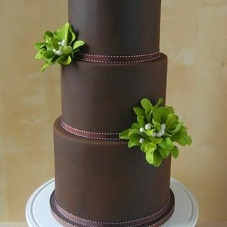 Mistletoe Cake 2014