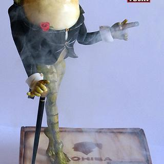 Mr. Fog Frog