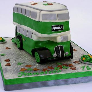 Marvila BUS  - Cake by Lia Russo