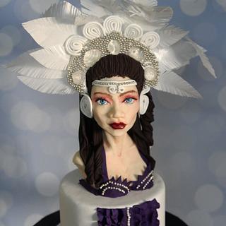 Isabella - Cake by Gauri Kekre