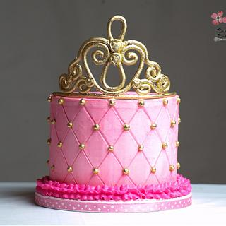 Princess Tutu Smash Cake