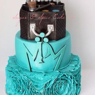 MPM birthday cake