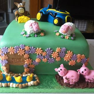 Farm cake ......