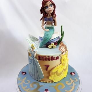 birthday with princess