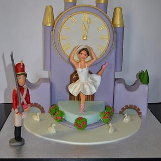 The steadfast tin soldier - Cake by DolciCapricci