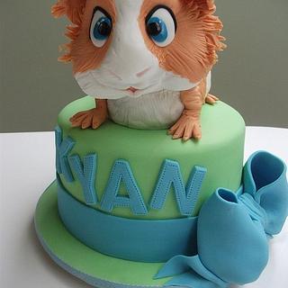 Guinea Pig Cake