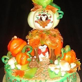The Sweet Pumpkin Patch......