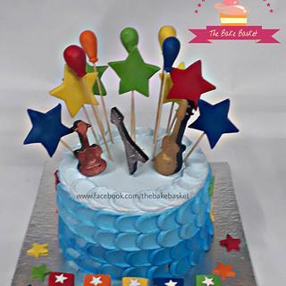 Birthday Cake - Cake by Neha Binnany