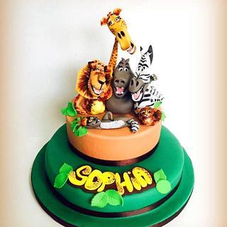 Madagascar - Cake by Chiara Antonelli