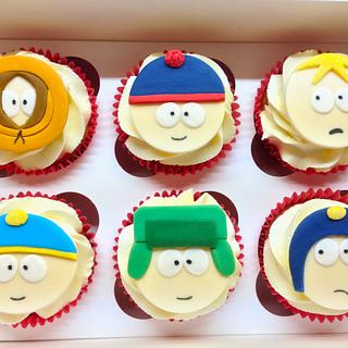 Going down to South Park .... - Cake by Broadie Bakes
