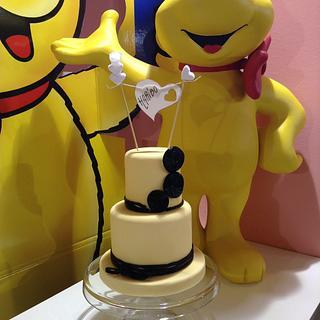 licorice cake Haribo