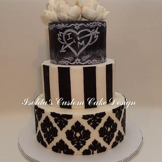 Black & White Elegance!