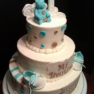 Baptisim Cake - Cake by Jody Wilson
