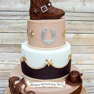 Cowboy 60th Birthday