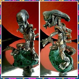 Xenomorph -Alien Isolation 💀💀💀