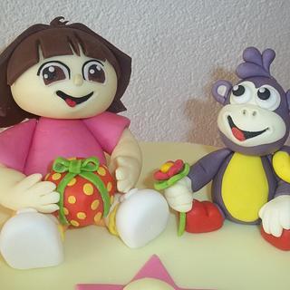 Dora Explorer / Dora průzkumnice