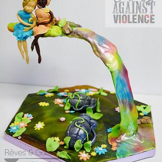 Cakes Against Violence Collaboration