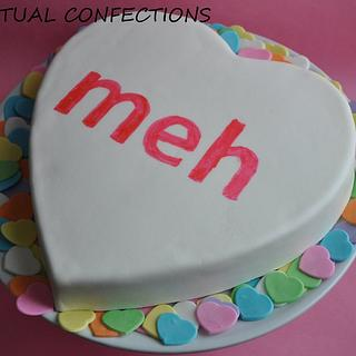 Meh... - Cake by Jessica