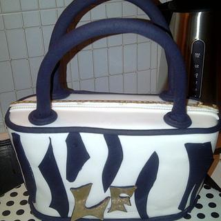 Designer Handbag - Cake by Lisag