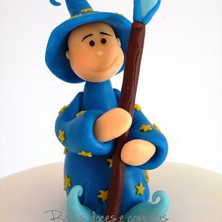 Wizard cake - Cake by bolosdocesecompotas