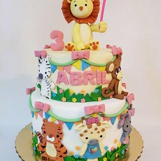 baby zoo birthday