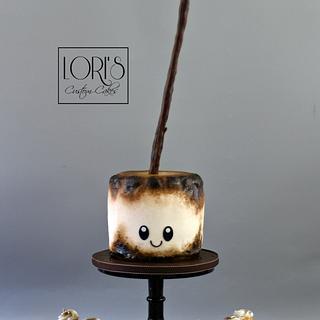 Toasty  - Cake by Lori Mahoney (Lori's Custom Cakes)