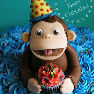 """Curious George"" 1st Birthday"