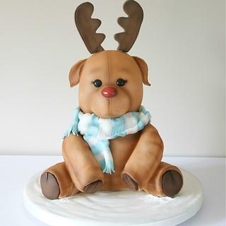 Rocco the Toy Reindeer