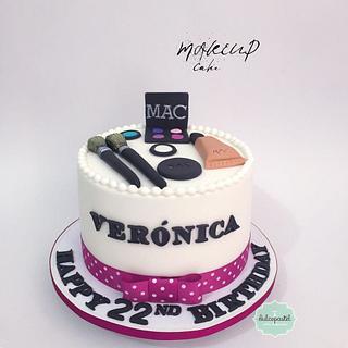 Torta Maquillaje Medellín