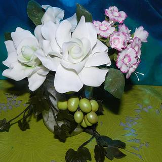 vines & flowers
