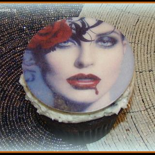 """""""Ladies of the night"""" cupcake collection"""