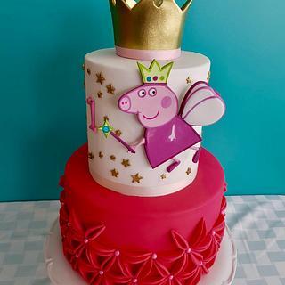Peppa Pig!! - Cake by Mariano Camba