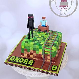 Minecraft II. - Cake by Tynka