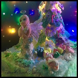 Christmas Angel Sweet Christmas Collaboration