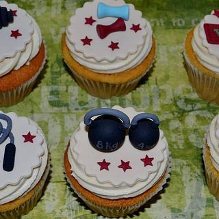Gym cupcakes!