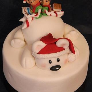 Elves cake